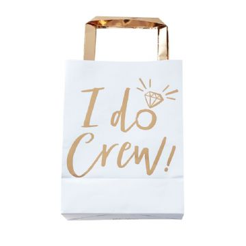 I Do Crew Hen Party Bags